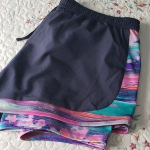 Fila running shorts